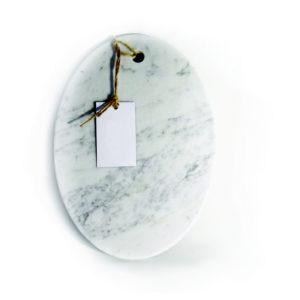 Oval Chopping Board